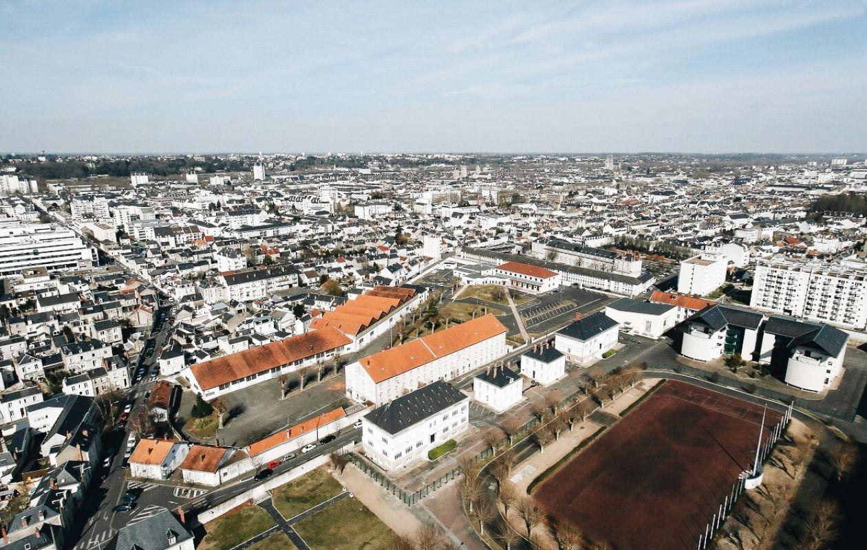 ZAC Casernes Beaumont-Chauveau à Tours