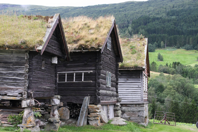Couvertures enherbées traditionnelles, Norvège