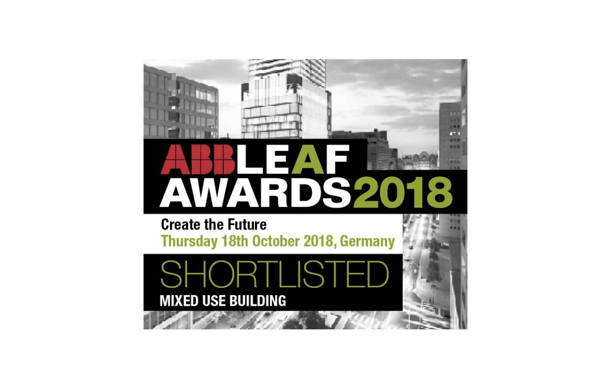 finalistes prix ABB LEAF Awards 2018