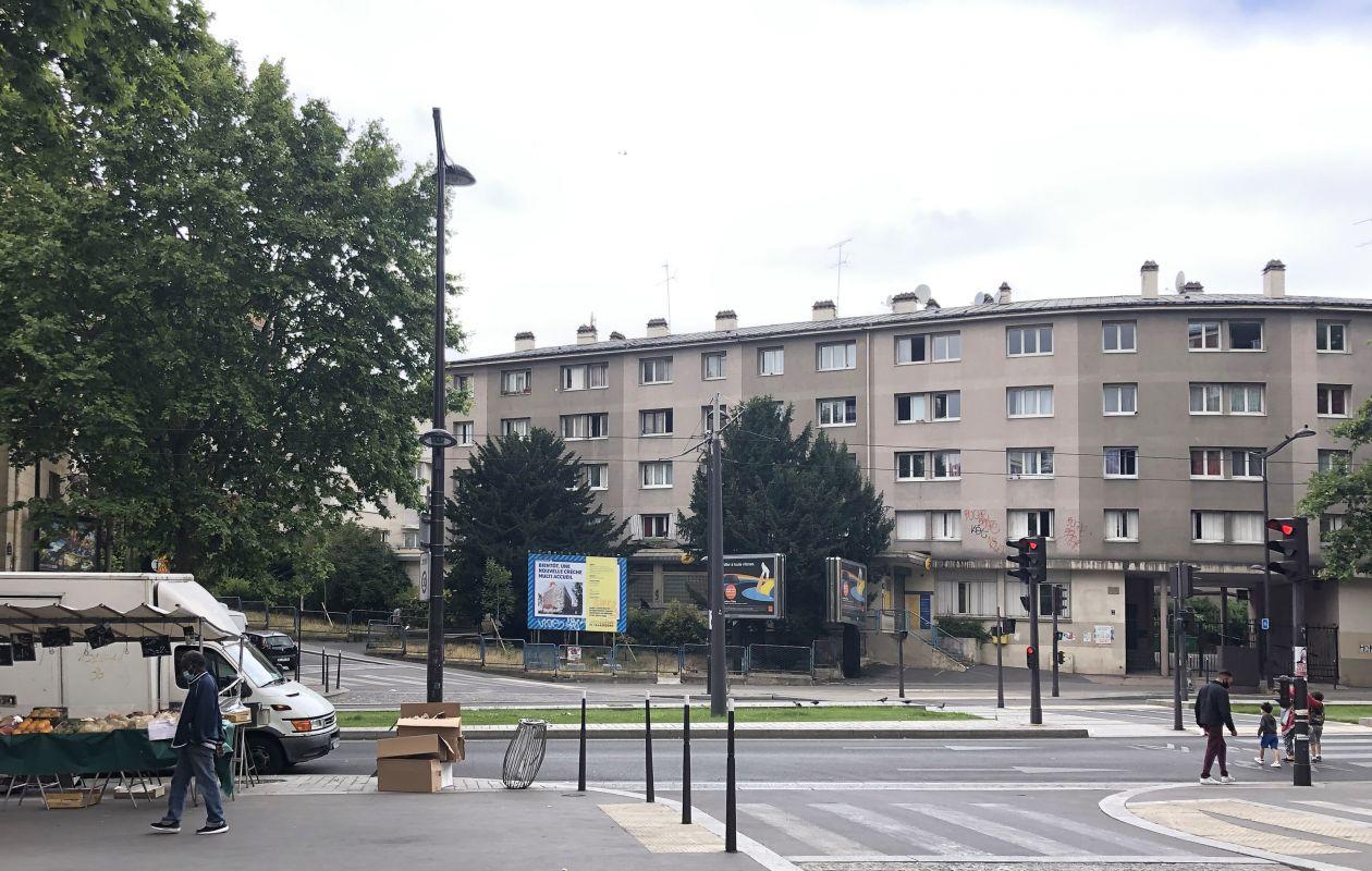 Paris 20th district