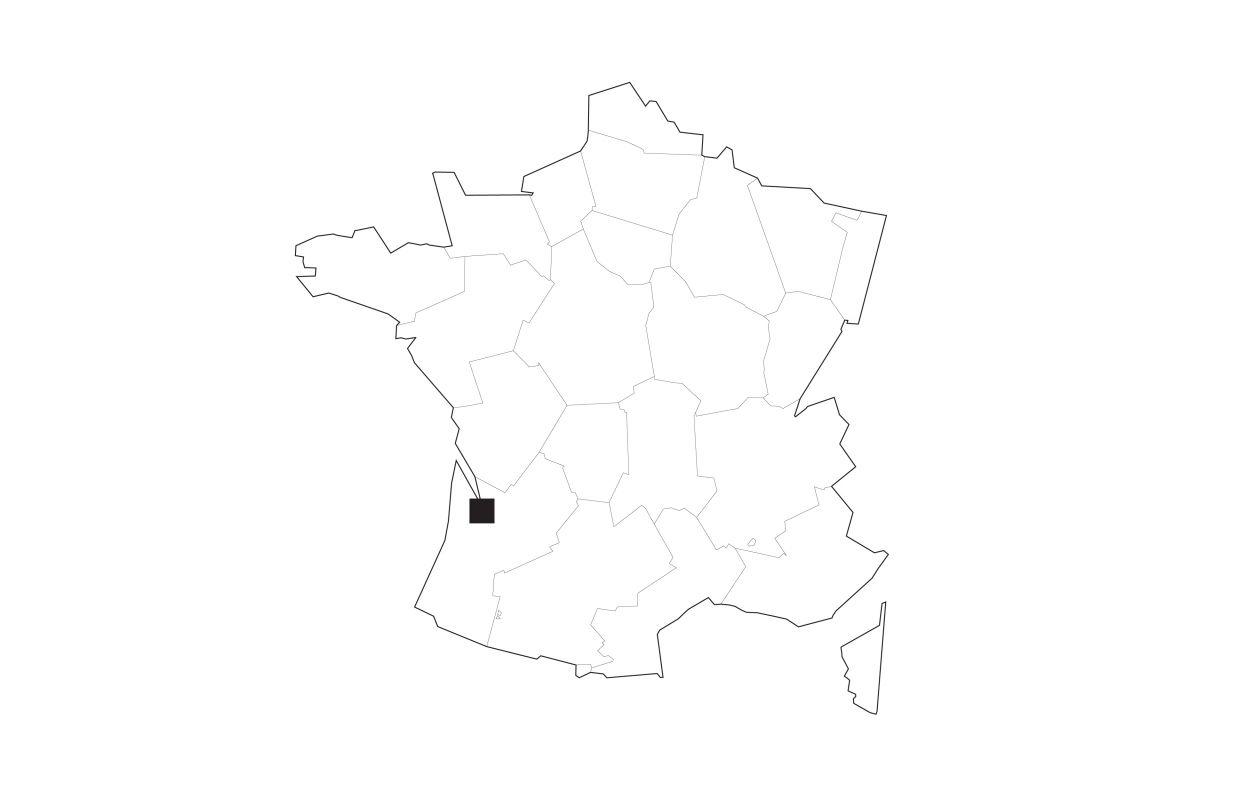 Bordeaux, Bastide Niel