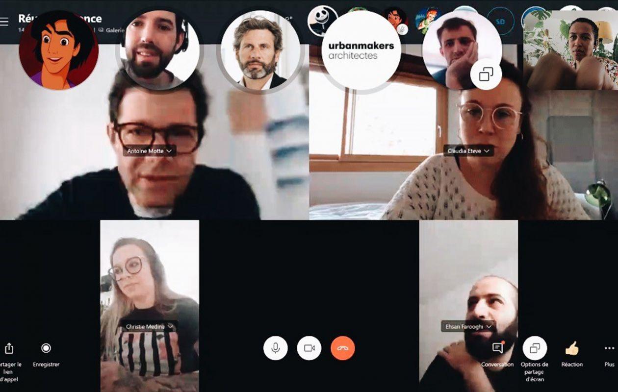 1st skype meeting agency