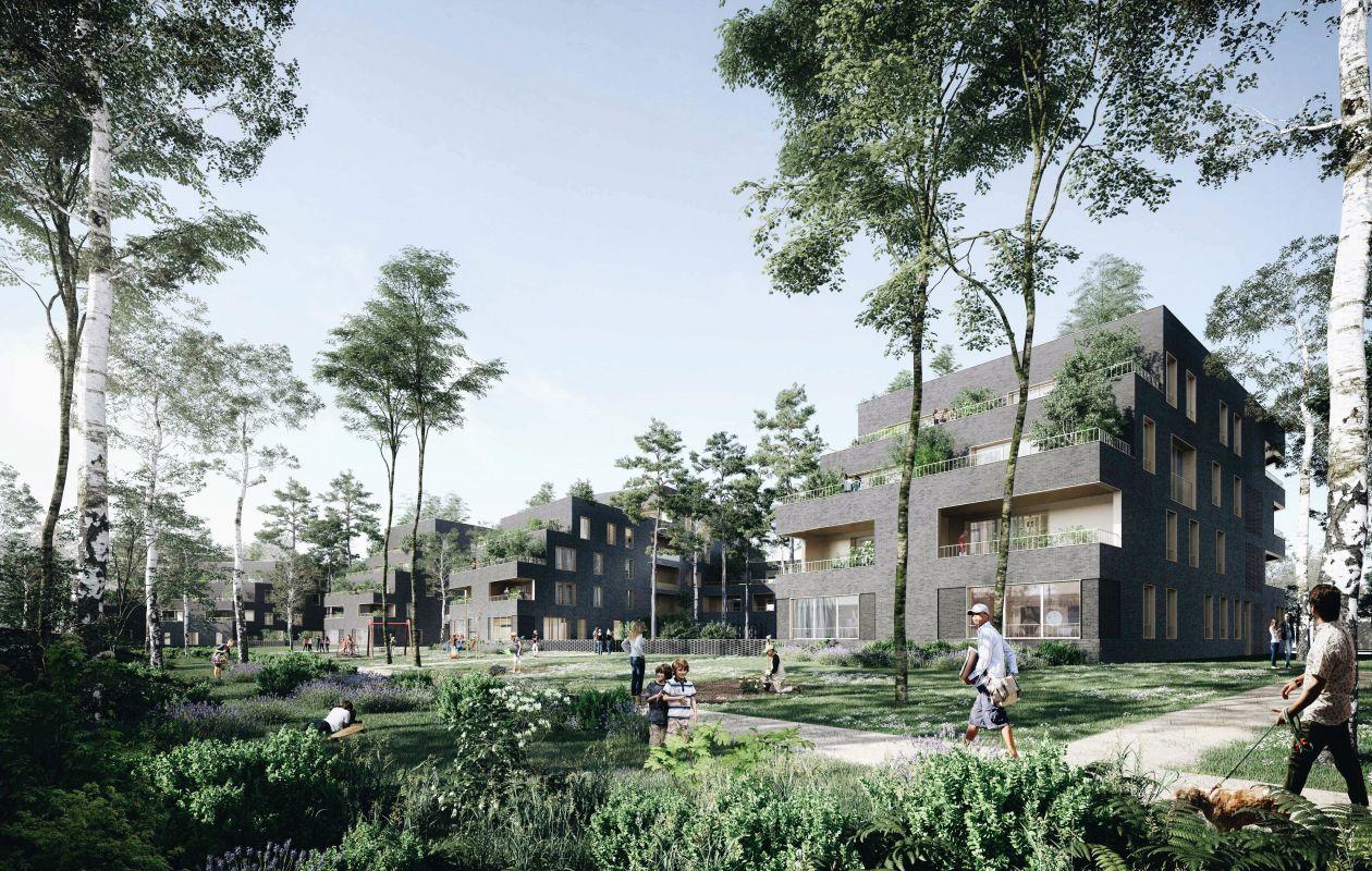 148 nouvelles habitations à Vertou