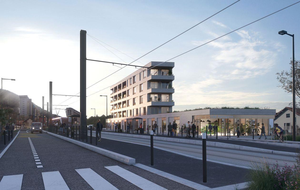 Direction Besançon